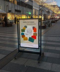 Bombata plakat
